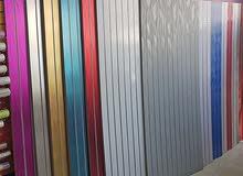 يوجد بعض الألواح الخشبيه للتعليق و الاكسسوارات مستعمله للبيع بسعر جيد جدا