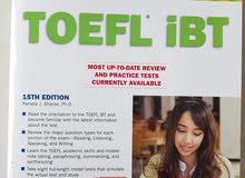 TOFEL IBT Book
