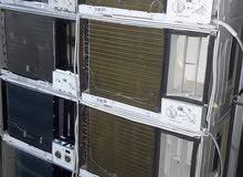 مكيفات مستعمل نظيف على الشرط والضمان وبأسعار مناسبة