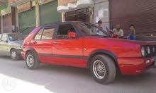 سيارة جولف تو 1987