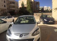 Automatic Silver Mazda 2013 for sale