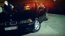 Black BMW 525 2000 for sale