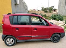 Automatic Red Hyundai 1998 for sale