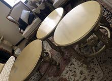 Used Tables - Chairs - End Tables for sale directly from the owner