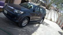Automatic Toyota 2012 for sale - Used - Basra city
