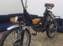 دراجه كهربائيه بحال الوكاله نظيفه جدا جدا