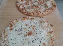 معلم بيتزا وفطائر