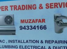A.C services & installation