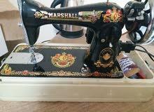 ماكينة خياطة مستعملة استعمال بسيط