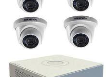 كاميرات مراقبة وصيانة