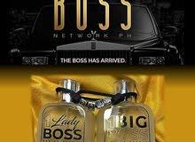 اشتري بوس الكبير و العطر بوس النسائي  رائحتك ستكون مثل بوس كن مثل بوس تصبح مثل ب