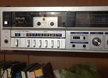 مسجل وراديو القيثارة