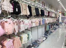 مطلوب موظفات مبيعات مستلزمات والبسة اطفال