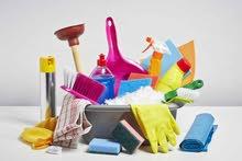 خدمات تنظيف متكاملة كل مناطق الكويت