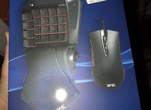 mouse and keyboard original form (Hori)
