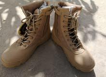 حذاء عسكري قياس 43