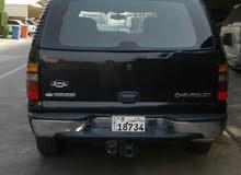 Gasoline Fuel/Power   Chevrolet Tahoe 2004
