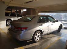 Used condition Honda Accord 2003 with 90,000 - 99,999 km mileage