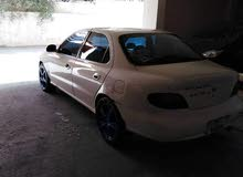 White Hyundai Avante 1996 for sale