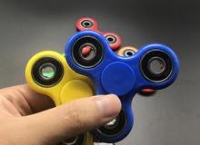 لعبة fidget spinner
