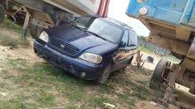 Kia Carnival car for sale 2003 in Misrata city