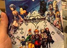 Kingdom Hearts II.8 HD limited edition
