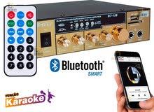 امبلفير Stereo Audio Amplifier 2 Channels Bluetooth Karaoke
