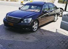 Blue Lexus LS 2004 for sale