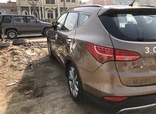 Used condition Hyundai Santa Fe 2013 with  km mileage