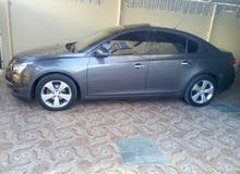 Grey Chevrolet Cruze 2011 for sale