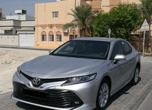 Toyota Camry GLE low mileage same as