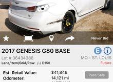 Gasoline Fuel/Power   Hyundai Genesis 2015