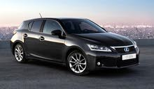 Used condition Lexus CT 2012 with  km mileage