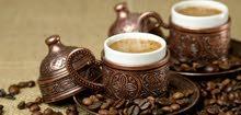 مطلوب مسوقين قهوة
