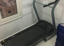 جهاز مشي مشاية ( treadmill