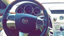 Cadillac CTS 2008 For sale - Red color