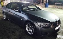BMW 320 بحالة الوكالة 2011