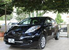 Nissan Leaf 2015 - بحالة ممتازة