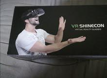نظارة واقع افتراضي vr sjinecon