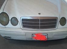 سيارة مرسيدس E200 موديل 1998