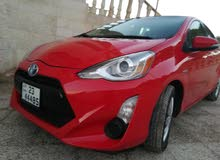 Toyota Prius C 2015 For sale - Red color