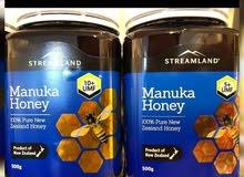 عسل المانوكا النيوزلندي غني عن التعريف