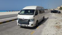 Toyota Hiace in Cairo for rent
