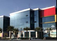 office for rent directly on 90's street (new cairo)