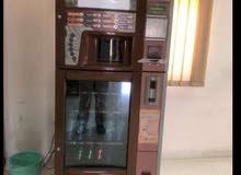 جهاز بيع الي لمشروبات حارة وباردة و وجبات خفيفة