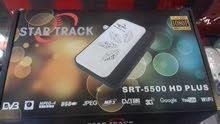 رسيفرز  HD star track  جديد وبكامل ملحقاته وقابل للتفاووض