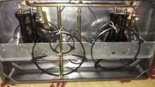 طباخ نوعLG 5عيون شغال ولفرن مالته هم شغال مستعمل +طباخ منضدي جديد ما مستعمل