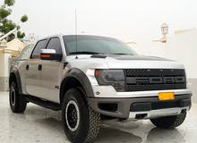 Silver Ford Raptor 2014 for sale