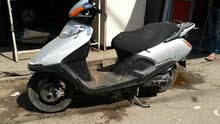 Up for sale a Hyosung motorbike