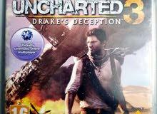 لعبة انشارتد 3 (( UNCHARTED 3 ))